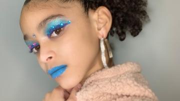 A Mini Makeup Mogul in the Making